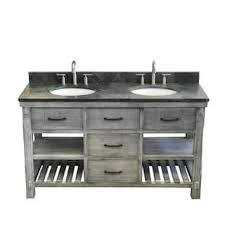 Rustic Bathroom Furniture Rustic Bathroom Furniture For Less Overstock