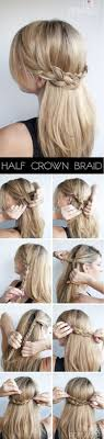 easy hairstyles not braids 15 easy no heat hairstyles for dirty hair gurl com gurl com