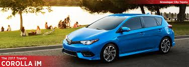 toyota new model car 2017 toyota corolla im model compact car research chicago il