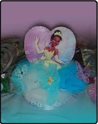 brat shackcaketopper princess frog centerpiece