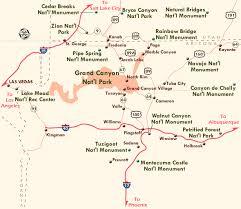 map las vegas and grand grand map las vegas to grand