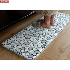 Bathroom Floor Rugs Missinterest Memory Foam Bathroom Floor Mat Doormats Balcony Mats