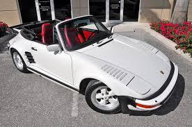 1987 porsche 911 slant nose 1987 porsche 911 930 turbo cabriolet slant nose turbo
