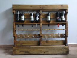How To Make Bar Stools Decorating Diy Pallet Wine Rack Step1 For Kitchen Decor Using