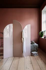 bedroom divider ideas the secret to dividing open plan spaces without walls nonagon style