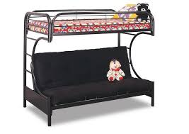 black futon bunk bed black futon bunk bed metal design u2013 bedroom