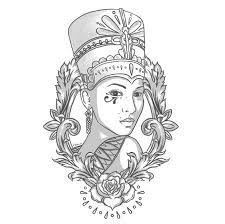 queen nefertari tattoo queen nefertiti t shirt queen nefertiti queens and egyptian queen