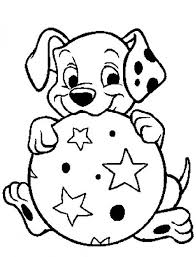 free preschool puppy coloring pages print t77ha
