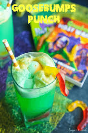 Totally Awesome Party Punch Ideas Goosebumps Halloween Punch Recipe Sugar U0026 Soul