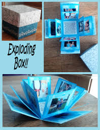 http www echopaul com lovely exploding photo box made one of