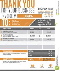 graphic design freelance invoice template ideas free download bus