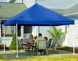 Patio Canopies And Gazebos Decor Patio Tent Canopy And Gazebo Tent W Side Netting Gazebo Tent