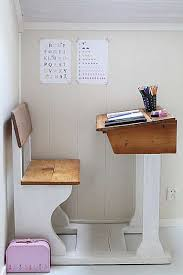Small Vintage Desk 12 Awesome Workspaces With Vintage Touch House Design And Decor