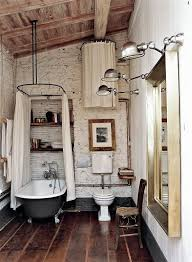 44 rustic barn bathroom design ideas digsdigs rustic country