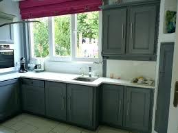 repeindre meubles cuisine comment repeindre meuble de cuisine idées uniques peinture meuble