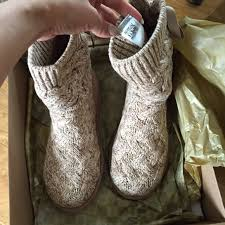 ugg womens isla boots 45 ugg shoes ugg authentic isla knit boots sz 5 from