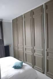 placards chambre placard avec des portes anciennes id portes