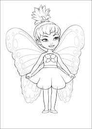 happy fairy coloring pages cool book gallery 441 unknown