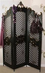 Mirror Room Divider by Attractive Dressing Screen Room Divider French Shab Chic 3 Fold
