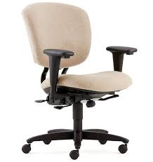 Haworth Chair Contemporary Office Chair Adjustable Swivel On Casters