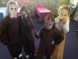 goldilocks and the three bears visit room 1
