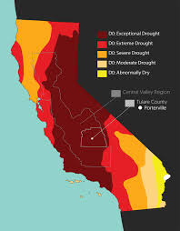 Dry Counties In Usa Map by California Drought A Town Survives Without Water Time Com