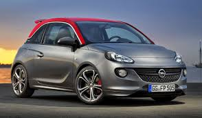 opel europe uautoknow net opel enters the hatch segment with the new adam s