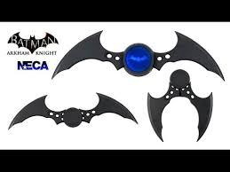 batman arkham knight prop replica batarang gamestop exclusive