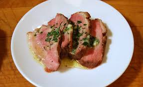 duck breast with citrus butter recipe d artagnan