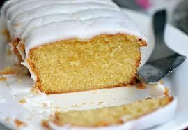 lemon cake cook diary