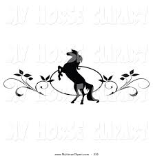 border writing paper horse border clipart clipart collection popcorn border writing popcorn border writing paper