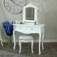small dressing table with mirror and stool small white wooden dressing table ideas for the house pinterest