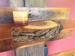 Decorative Wooden Shelf Edging 10 Best Live Edge Shelves Images On Pinterest Cabin Furniture