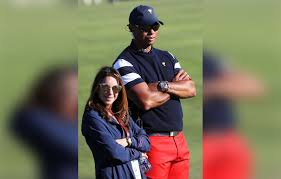 Tiger Woods Tiger Woods Shows Pda With His Newest Girlfriend Eric Herman
