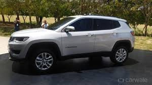 jeep compass length 2017 jeep compass picture gallery carwale
