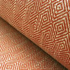 Upholstery Fabric Uk Online Upholstery Fabric Mora Brick Red