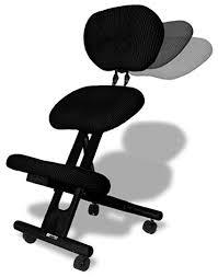 sedie svedesi ergonomiche sedia ergonomica con schienale cinius nera it casa e cucina