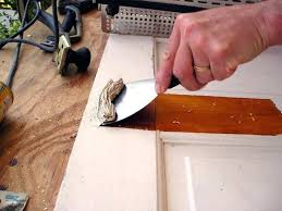 sanding paint off cabinets how to remove old paint off cabinets www cintronbeveragegroup com