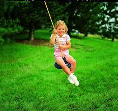 amazon com little tikes disc swing toys u0026 games