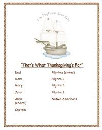 readers theatre script for 1st grade bundled holidays thanksgiving