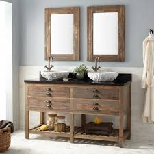 Bathroom Vanities With Bowl Sink Vessel Sink Vanities Signature Hardware