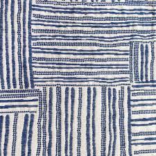 quinn indigo fabric u2013 tonic living