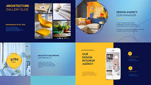 architecture agency presentation corporate after effects