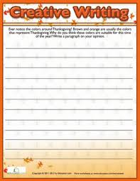 Thanksgiving Writing Pages Turkey Time Thanksgiving Writing And Grammar Education Com