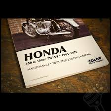 honda cb450 cl450 u0026 cb500t repair manual honda motorcycle