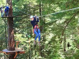 Sonoma Canopy by Tree Top Adventure Zipline U2013 Homegrown Adventures