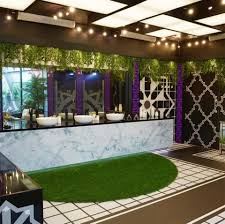 new big brother house unveiled new features include neon lights