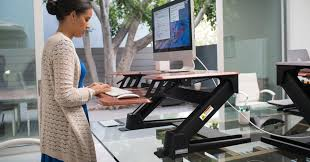 Ergonomic Standing Desks Eureka Ergonomic Standing Desk Offers True Desired Height Adjustments