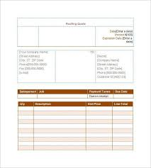 business estimate template new printable paper budgets