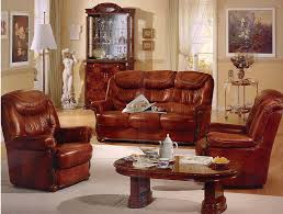 Western Couches Living Room Furniture Rustic Leather Sofas Western Furniture Cowhide For Sale